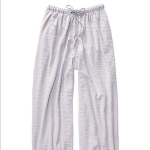 Free People Pants - Gray Free People No Joke Jogger, Medium